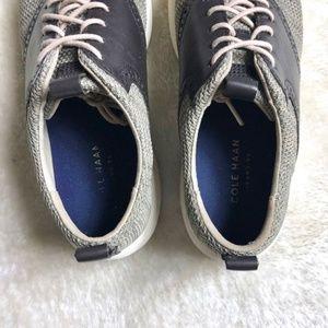Cole Haan Shoes - Cole Haan | Men's Grand Tour Knit Oxford Black